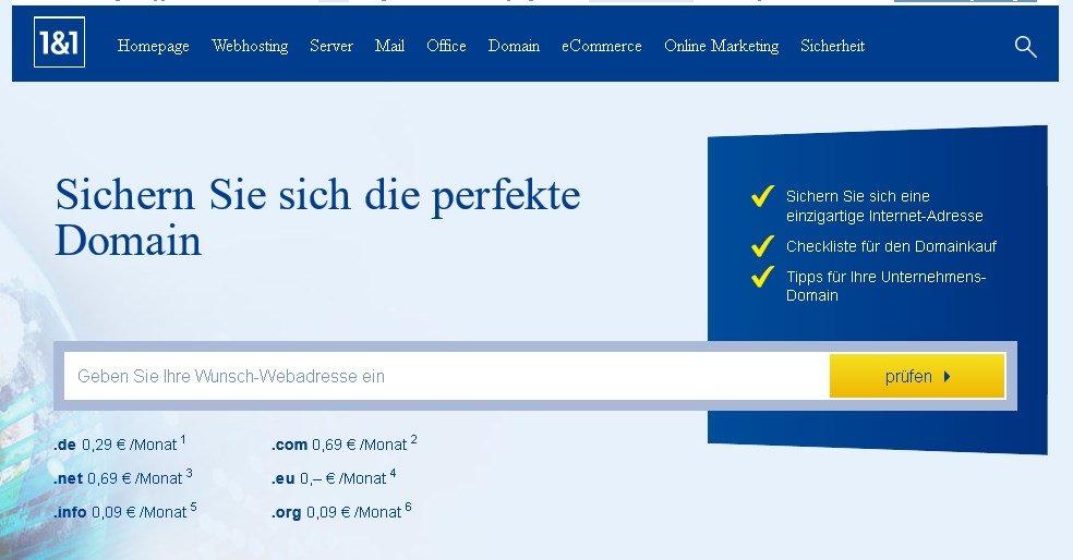 domain-sichern