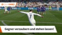 FIFA 18: Dribbling und Tricks perfektionieren