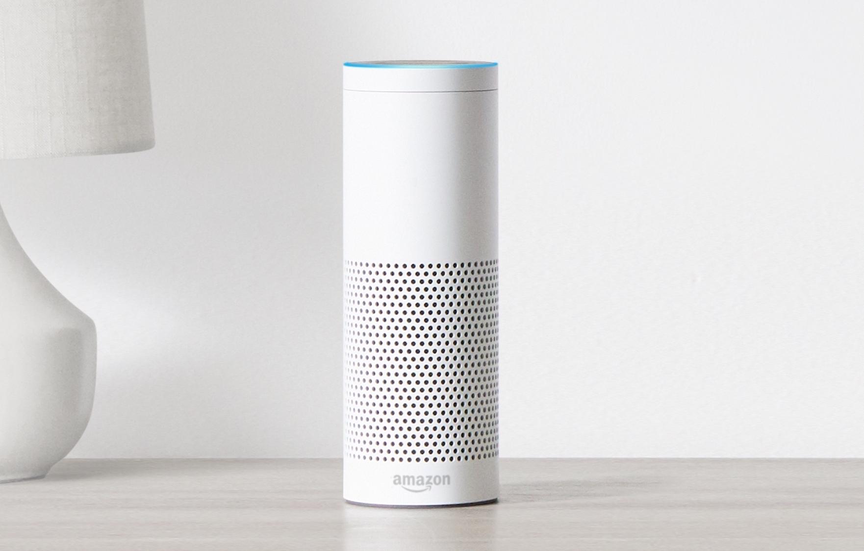 Amazon Echo Plus 2017 Mit Smart Home Hub Mehr Ist Mehr