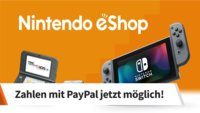 Nintendo eShop: So verknüpft ihr euer PayPal-Konto