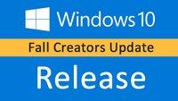 Windows 10 Fall Creators Update – Wann ist das Release?
