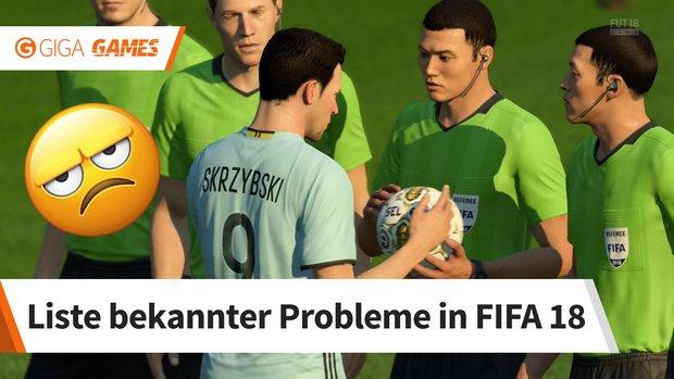 FIFA 18 startet nicht: Lösungshilfen zu Problemen, Bugs und Abstürzen