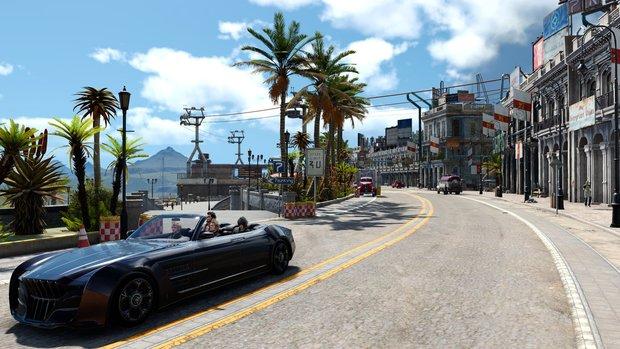 Final Fantasy 15: Umsetzung für Nintendo Switch wohl immer noch möglich