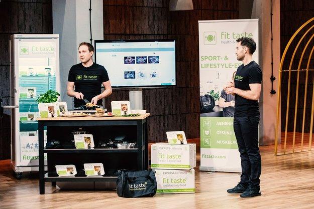 """Fit Taste aus """"Die Höhle der Löwen"""" jetzt kaufen: Gesundes Essen zum Muskelaufbau und Abnehmen"""