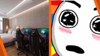 Dieses Hotel bietet High-End-Gaming direkt auf den Zimmern