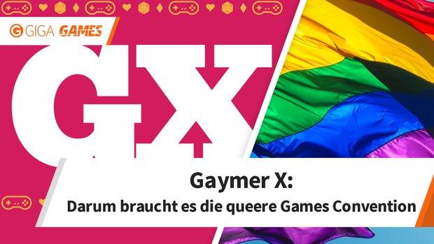 GaymerX –Die queere Games Convention