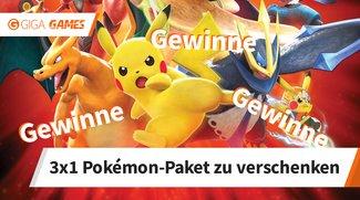 Pokémon Tekken DX: Gewinne ein Pokémon-Paket