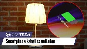 Ikea und iPhone 8: Das Traumpaar zum kabellosen Laden
