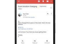 Gmail: Neue Funktionen machen...