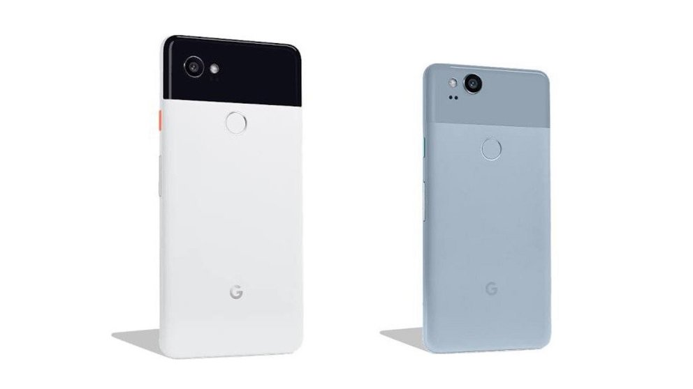 Pixel 2 (XL): Preise und Bilder der iPhone-X- und Note-8-Alternative durchgesickert
