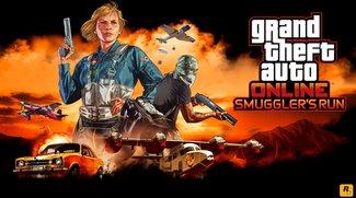 GTA Online - Smuggler's Run: Tipps für Motor Wars und das Fluggeschäft