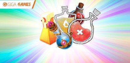 Heilmittel in Spielen, die dich im echten Leben töten würden