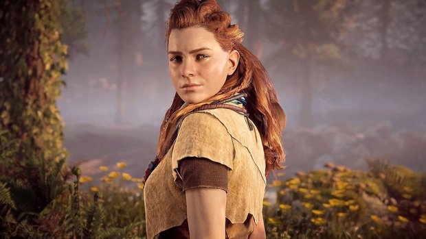 Aloy aus Horizon Zero Dawn wird Teil von Monster Hunter World