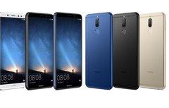 Huawei Mate 10 Lite kommt mit...