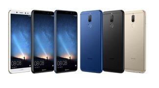 Huawei Mate 10 Lite kommt mit Quad-Kamera und wird günstig