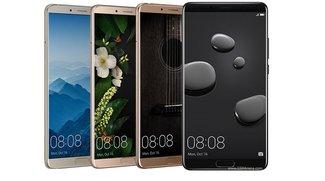 Huawei Mate 10 vorgestellt: Mit Kampfpreis gegen das Galaxy Note 8