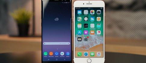 IPhone 8 Schlechter Als Galaxy S7 Neuer Tiefschlag Fur Apple GIGA