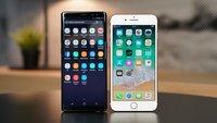 Geplante Obsoleszenz bei Smartphones: Samsung und Apple im Visier