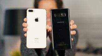 Smartphone-Markt: Samsung rennt Apple davon