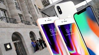 iPhone X vorbestellen: Bei Amazon jetzt schon möglich