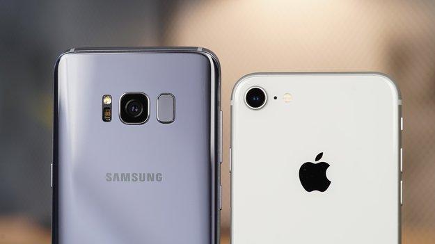 Endlich: Apple und Samsung schließen nach 7 Jahren Frieden