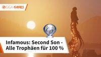 Infamous - Second Son: Alle Trophäen – Leitfaden für 100%