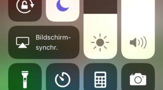 iOS 11: Probleme mit der Display-Helligkeit