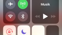 WLAN und Bluetooth mit iOS 11: Was von der Aufregung zu halten ist