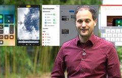 iOS 11 im Video: 5 Neuerungen...