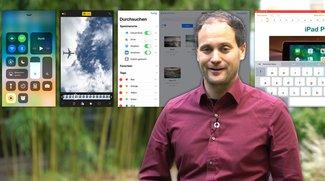 iOS 11 im Video: 5 Neuerungen kurz und bündig gezeigt