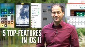 Fünf Top-Features in iOS 11