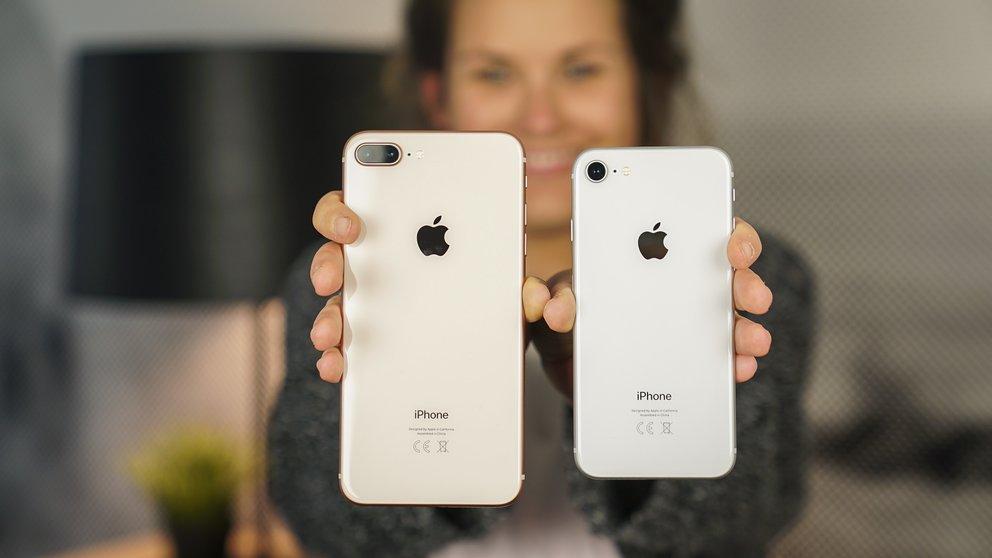 iPhone 7 beliebter als iPhone 8 – das steckt dahinter