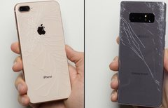 iPhone 8 Plus vs. Galaxy Note...