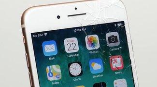 iPhone 8: So viel bezahlt ihr für einen Glasschaden