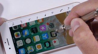 iPhone 8 zerkratzt: Hat Apple zu viel versprochen?