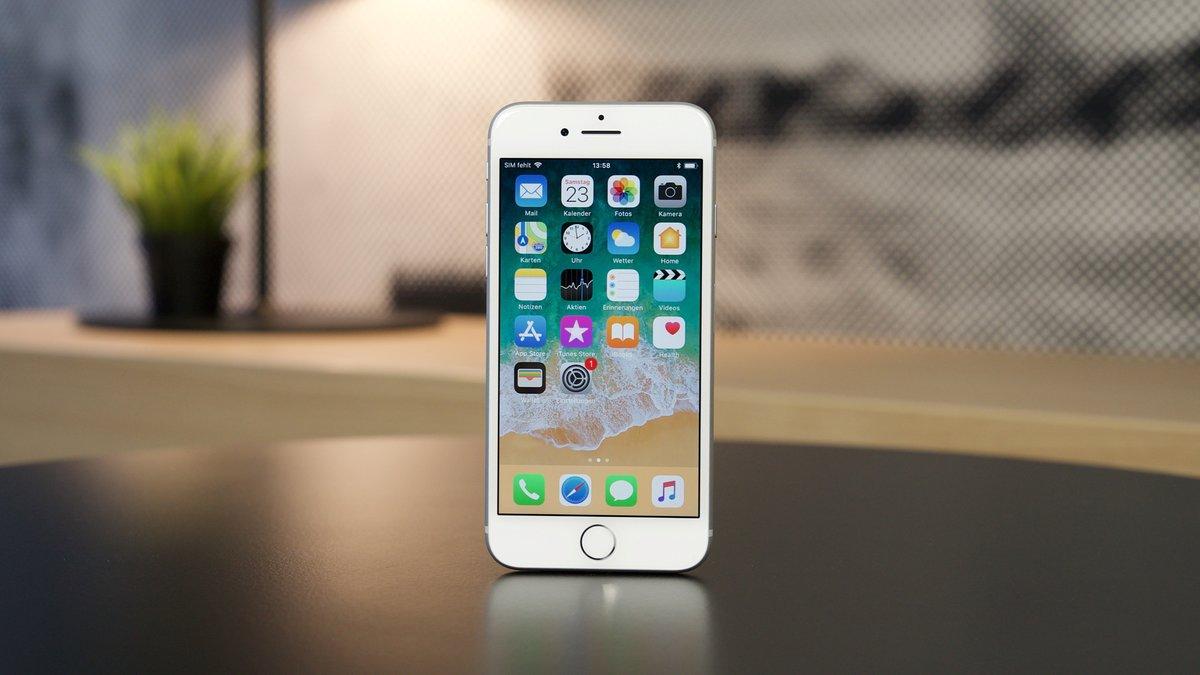 iPhone 8 (Plus) Soft-Reset: So erzwingt ihr den Neustart
