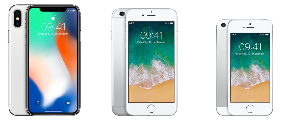 Welches iPhone kaufen  iPhone X f1f87f8788