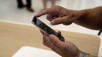iPhone X: So begräbt Apple die Einhand-Bedienung endgültig