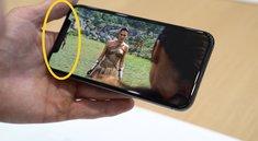 """""""Notchgate"""" beim iPhone X: Apple, wir müssen über diesen Balken reden"""