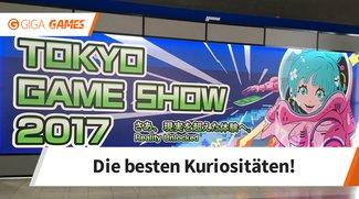 Die spannendsten Kuriositäten der Tokyo Game Show