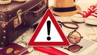10 verbotene Technologien: Urlaubsreisende aufgepasst