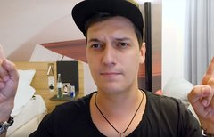 YouTube: LeFloid sieht besorgt...