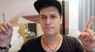 YouTube: LeFloid sieht besorgt, aber hoffnungsvoll in die Zukunft
