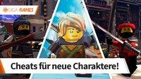 LEGO Ninjago Movie Video Game: Alle Cheats im Überblick