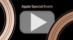Livestream des Apple Events 2018 jetzt ansehen: Link & Streaming-URL