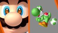 Mario schlägt Yoshi seit Jahren auf den Kopf