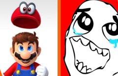 Super Mario Odyssey: Kehrt...