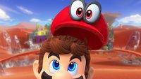 Super Mario Odyssey: Neue Umgebungen und Inhalte vorgestellt