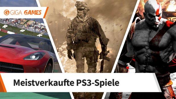 Das sind die meistverkauften Spiele für PlayStation 3