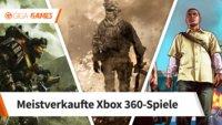 Das sind die 10 meistverkauften Spiele für Xbox 360